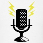 -BREAKING-NEWS-with-vintage-radio-microphone-T-Shirts